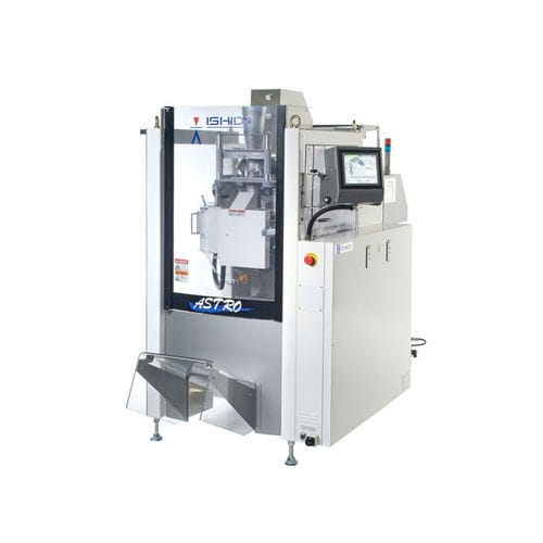 vertical bagging machine / VFFS / for the food industry / compact