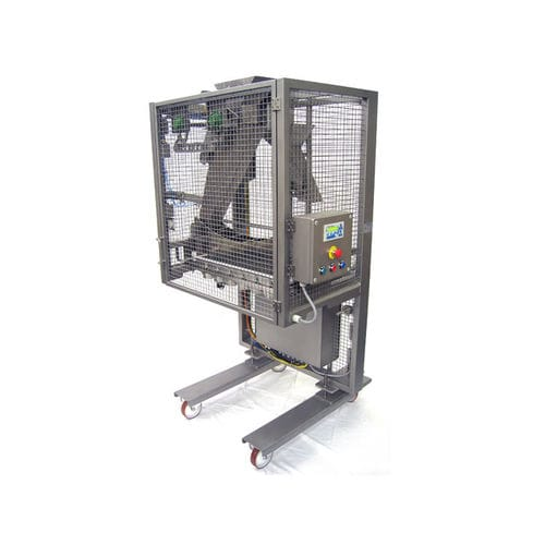 industrial filling machine / for food / multi-container / automatic