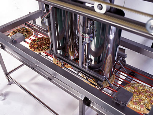 deposition machine for the food industry