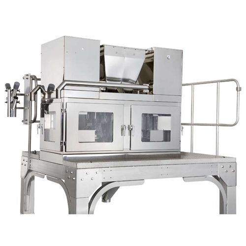 multihead weigher / for the food industry / for bulk materials / for powders