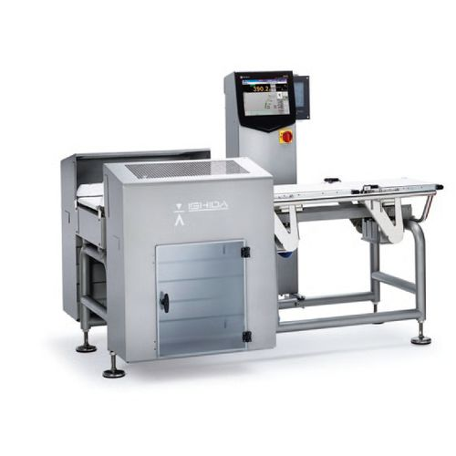 Packaging machine checkweigher / high-performance DACS-G series Ishida Europe Limited