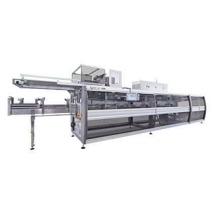 horizontal cartoner / automatic / bottle / continuous-motion