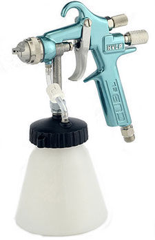 Spray gun / paint / manual / pneumatic Cub SL Binks