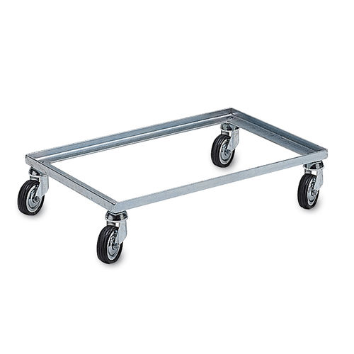 transport cart / metal / multipurpose / anti-static