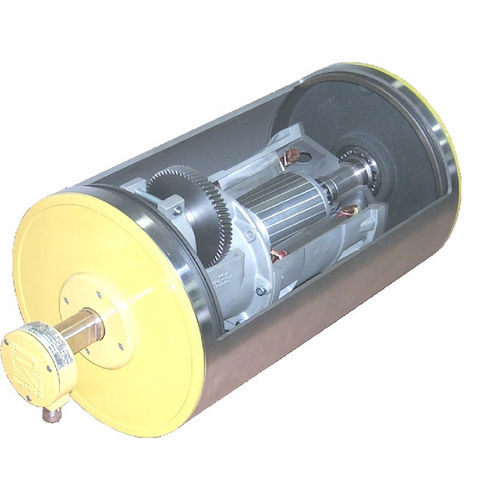 heavy load drum motor / for light-duty applications / for conveyors