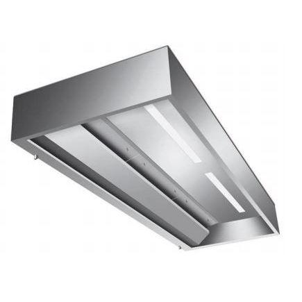 ceiling-mount extractor hood