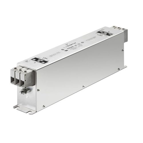 band-pass electronic filter / passive / three-phase / for electrical drives