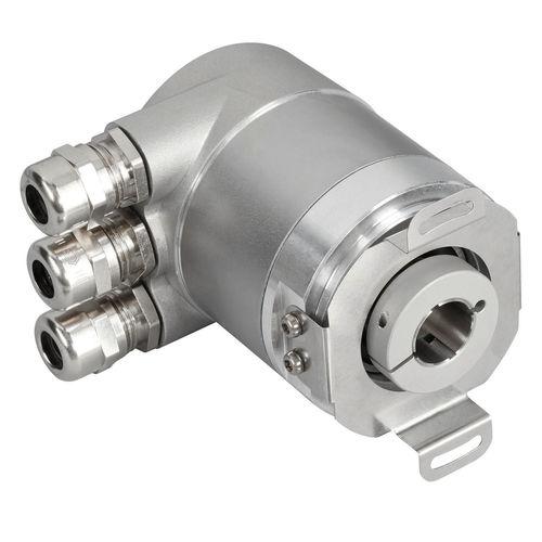 Absolute rotary encoder / Modbus / hollow-shaft IXARC FRABA GmbH