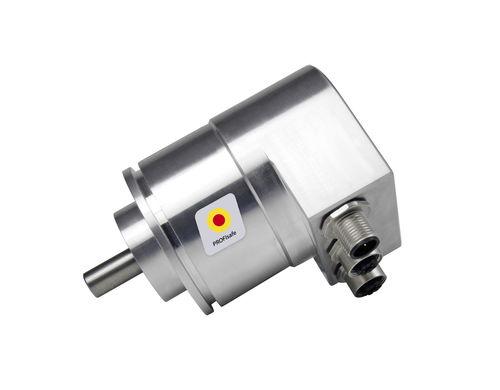 Absolute rotary encoder / magnetic / ProfiNet / PROFIsafe IXARC FRABA GmbH