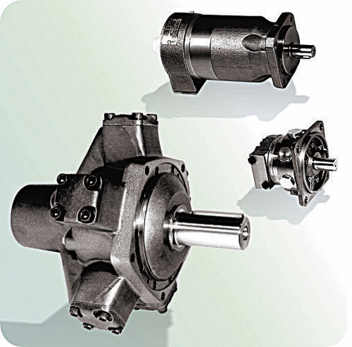 radial piston hydraulic motor - jbj Techniques Limited
