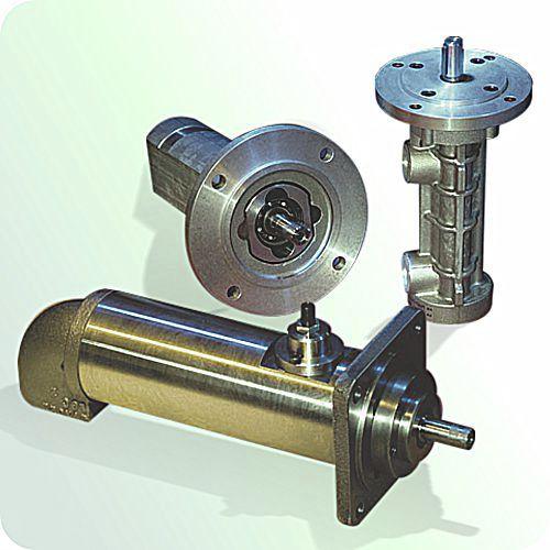 hydraulic screw pump - jbj Techniques Limited