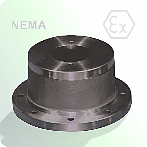 compact housing / cast iron / for hazardous areas / NEMA