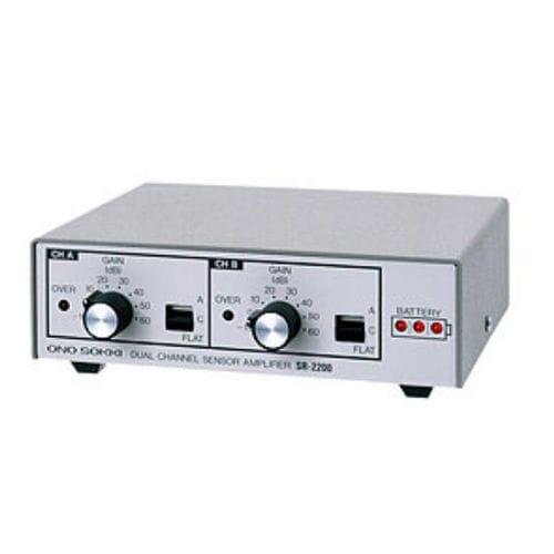 power amplifier / measuring / benchtop / compact