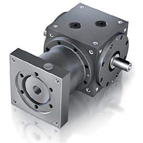 bevel gearbox / right-angle / low-backlash / high-performance