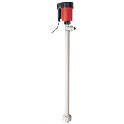 drum pump / water / for chemicals / for lubricants