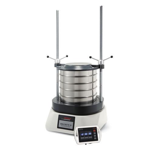 powder sieve shaker / for pharmaceutical applications / control / circular vibrating