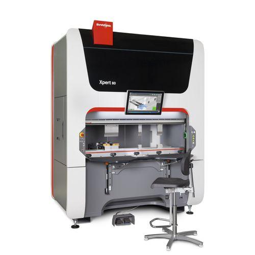 hydraulic press brake - Bystronic Laser