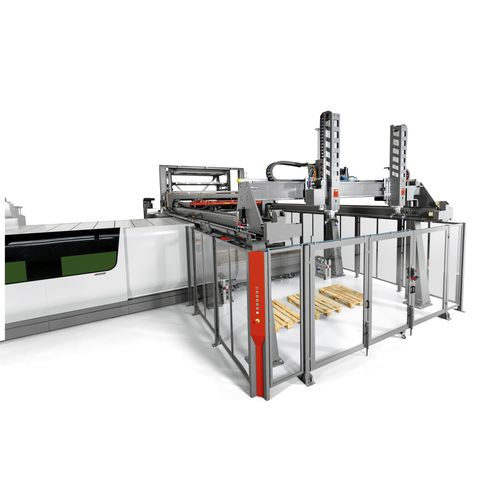 automatic sorting system / parts