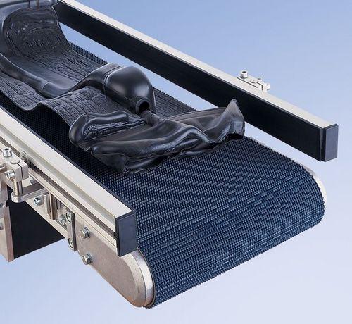 belt conveyor / horizontal / flexible belt