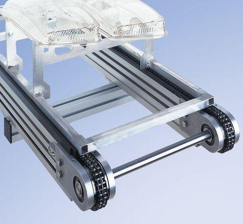 Chain conveyor / horizontal KTF-P 2010 Maschinenbau Kitz GmbH