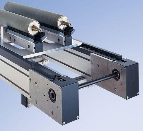 Chain conveyor / accumulation / horizontal / transport SRF-P 2012 Maschinenbau Kitz GmbH