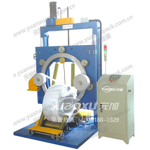 vertical stretch wrapper / automatic / beverage / food