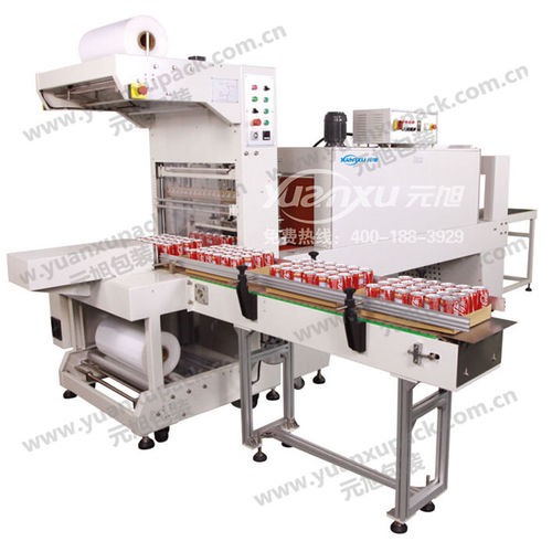 automatic sleeve wrapping machine / beverage / for beer / for cardboard boxes