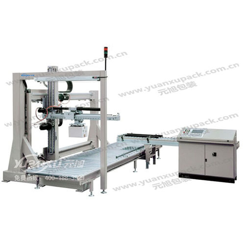 Cartesian palletizer / package / automatic