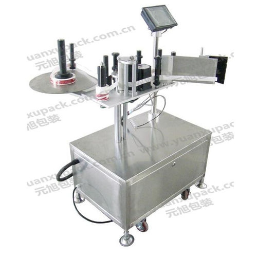 automatic labelling machine / side