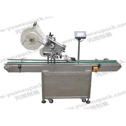 automatic labelling machine / top