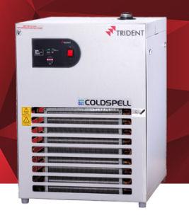 refrigerated compressed air dryer - Trident Pneumatics Pvt Ltd