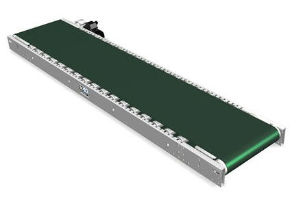 belt conveyor / modular / horizontal