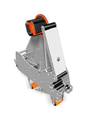 manual tape feeder