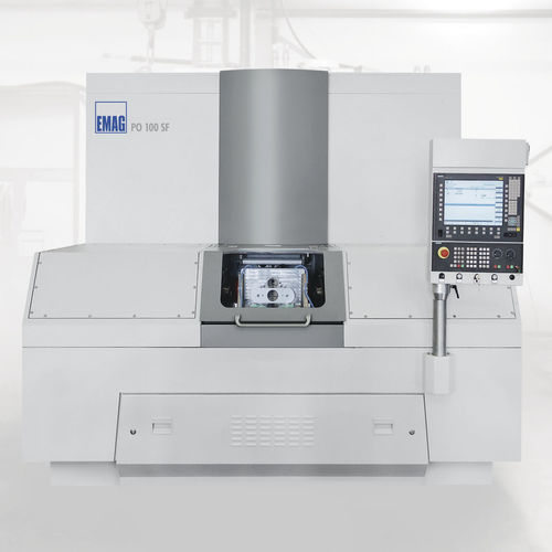 3-axis machining machine / vertical / electrochemical / compact