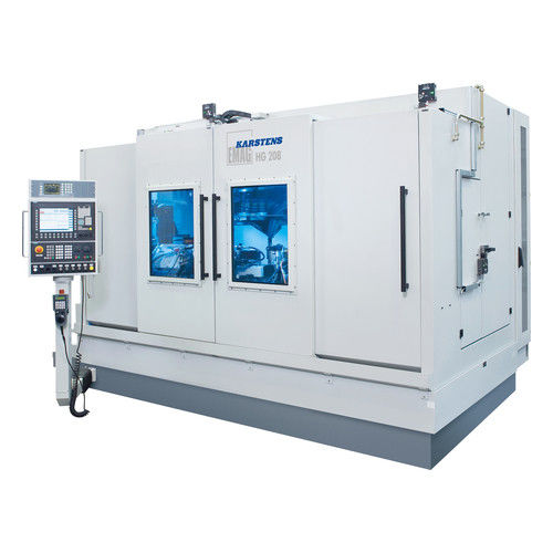 external cylindrical grinding machine / for metal sheets / for shafts / CNC