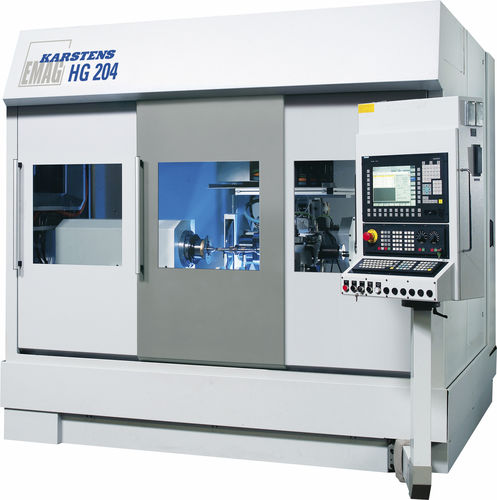 internal cylindrical grinding machine / for tubes / CNC / high-precision