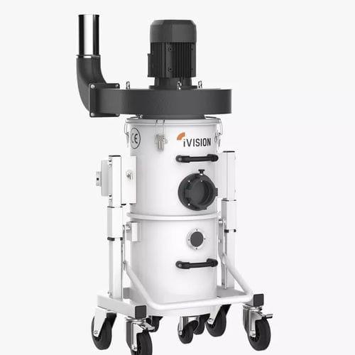 aspiratrucioli / three-phase / industrial / compact