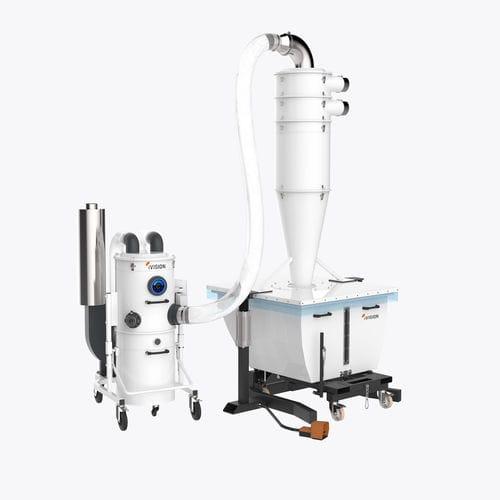 aspiratrucioli / three-phase / industrial / ATEX