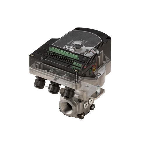 volumetric flow controller / for gas / for air / digital
