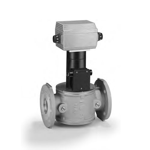 solenoid-driven valve / control / for gas / for air