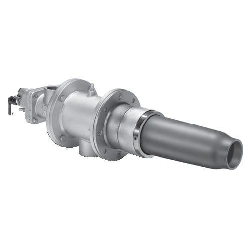 Gas burner / excess air BIC..R Elster Kromschröder