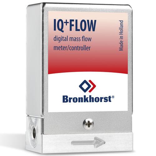 mass flow meter / thermal / for gas / digital