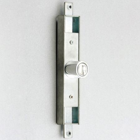 key lock / for doors / zinc
