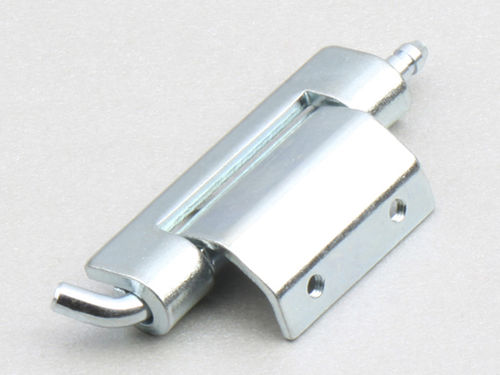 steel hinge / concealed / screw-in / 120°