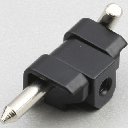 zinc hinge / screw-in / 180°
