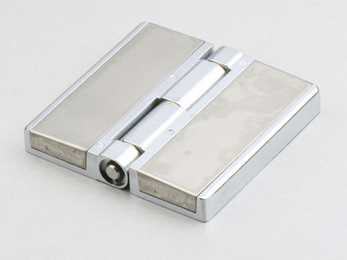 zinc hinge / piano / weld-on / 180°