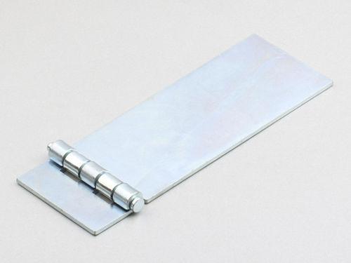 steel hinge / weld-on