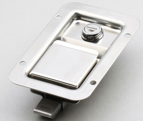 cam lock / for electric panels / cabinet / for doors