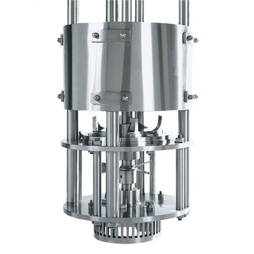 dynamic mixer - SILVERSON MACHINES