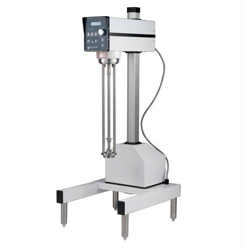 rotor-stator mixer / batch / for liquids / laboratory